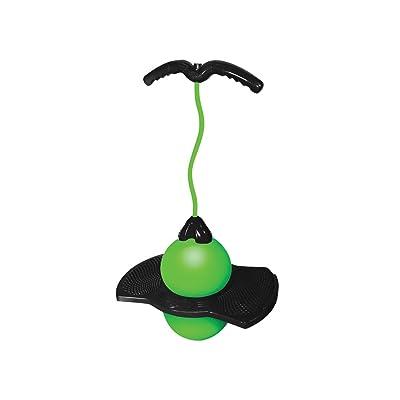 Zoingo Only A Freestyle Pogo jouet (Vert)