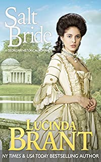 Salt Bride: A Georgian Historical Romance by Lucinda Brant ebook deal