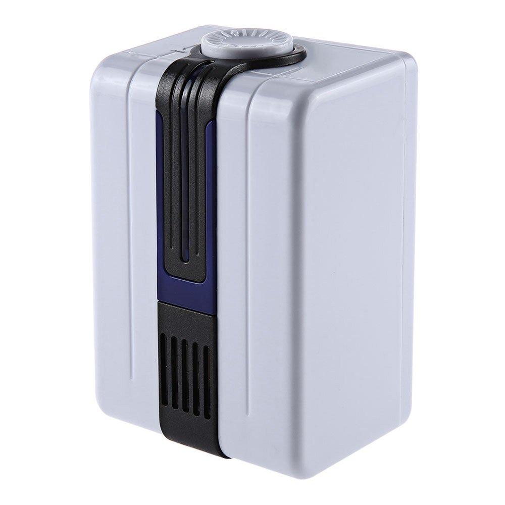 Robolife BYK - JY68 Ionic Air Purifier Negative Ion Generator Remove Formaldehyde Smoke Dust for Bedroom Bathroom US Plug-Blue