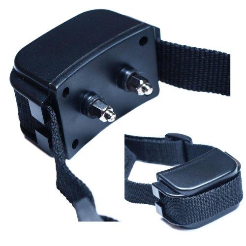New LCD 100LV Pet Dog Bark Collar Training Remote Shock/Vibra/Sound 300 Meters 100 Levels Shock Vibration, upto 130lb