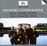 Pachelbel: Canon & Gigue / Bach: Orchestral Suites