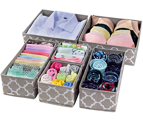 Organizers Foldable Dividers Underwear Lingerie product image