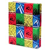 Wholesale CASE of 10 - Mohawk Color Copy Gloss Paper-Color Copy Paper,96 GE/112 ISO,32 lb.,8-1/2''x11'',500/RM,WE