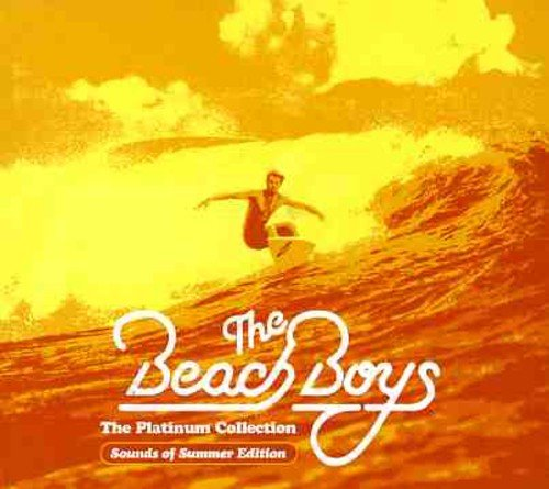 The Beach Boys - The Platinum Collection (Sounds Of Summer The Very Best Of The Beach Boys)