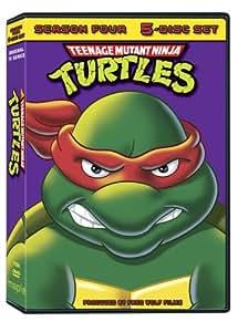 Amazon.com: Teenage Mutant Ninja Turtles - Season 4: Sean ...