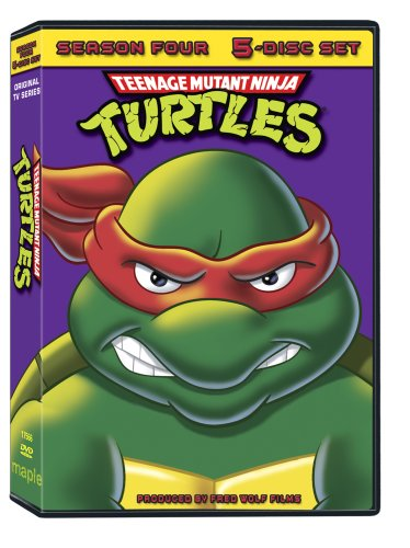 Amazon.com: Teenage Mutant Ninja Turtles - Season 4: Sean ...