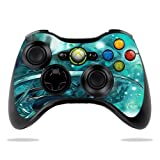 #2: Protective Vinyl Skin Decal Cover for Microsoft Xbox 360 Controller wrap sticker skins Distortion