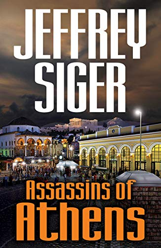 Assassins of Athens (Poisoned Politics)