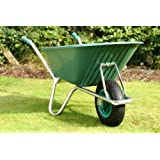 County Cruiser Wheelbarrow: Big Brother to County Clipper, green by Cruiser