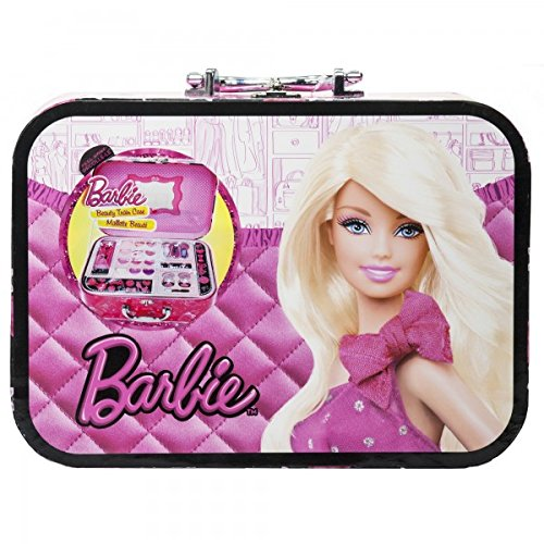 Barbie Beauty Train Case (Pink Box Barbie)