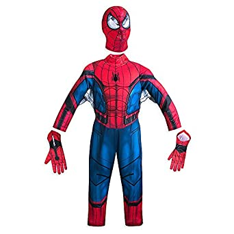 Marvel Spider Man Costume For Kids