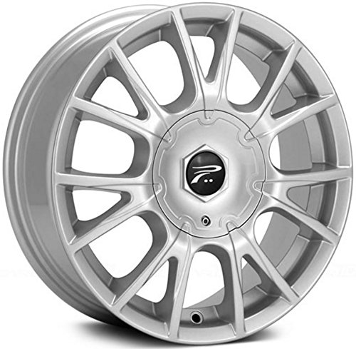 Platinum 401S Marathon Bright Silver with Ultra Armor All-Season Coating Wheel (18×8″/5×5″, +32mm offset)