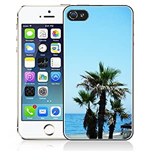 Funda Case iPhone 5/5S Palmier