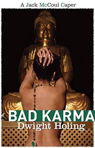 Bad Karma (A Jack McCoul Caper Book 2)