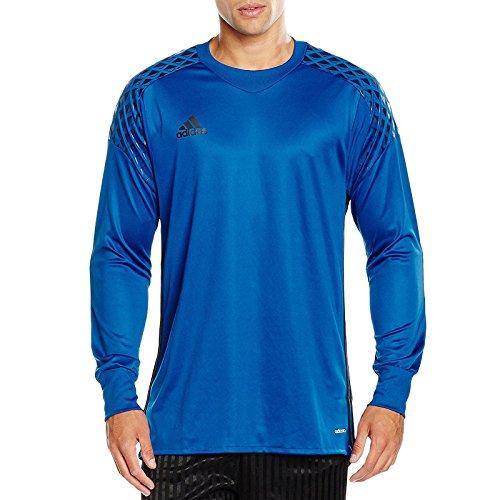 Long Sleeve Goalkeeper Training Jersey (adidas ONORE 16 GOALKEEPER JERSEY Size XXL EQTBLU/CONAVY/BL)