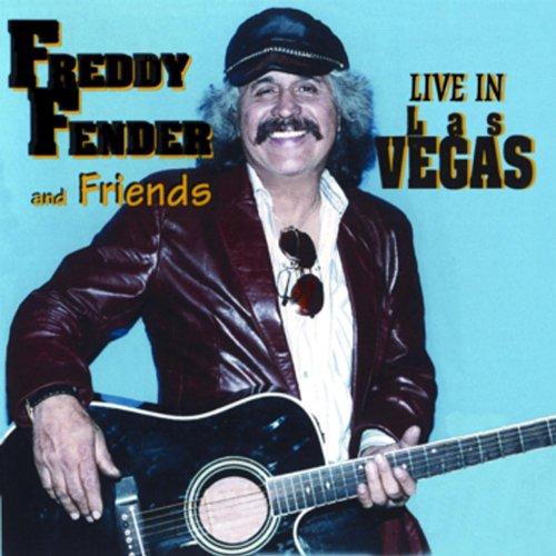 """Freddy Fender & Friends - """"Liv..."""