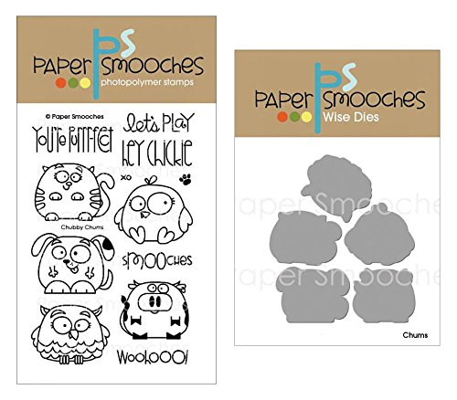 paper-smooches-chubby-chums-stamp-die-set-two-items