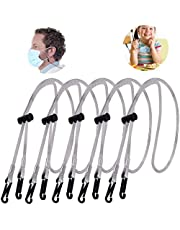 Face Lanyard for Kids,Adjustable Face Chain Holder Strap,Face Necklack Holder Strap with Comfortable Fabric to Keep Around Neck Handy for Adults School Outdoor Sport