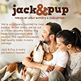 Jack&Pup Pig Ears for Dogs (30 Pack) Extra Thick
