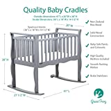 Now and Forever Baby Cradle