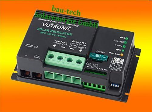 Votronic Solar Laderegler SR220 Duo Digital 14 Amper 12Volt von bau-tech Solarenergie GmbH