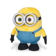 Minions Huggable Plush Buddy - Bob