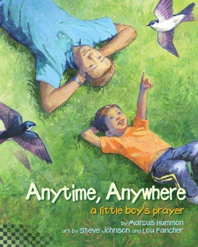 Download Anytime, Anywhere: A Little Boy's Prayer pdf epub