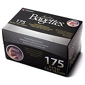 3x5 inch Storage Bags - 175 pieces