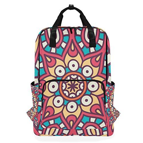 Roma Art Student Backpack Shoulder Bag Elementary School Bookbag For Boys Girls ()