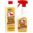 Scent Killer 559 Wildlife Research Super Charged Scent Killer Spray 24/24 Combo, 48 oz.