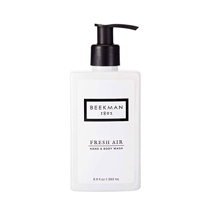 Goat Milk 8.9oz Fresh Air Hand and Body Wash