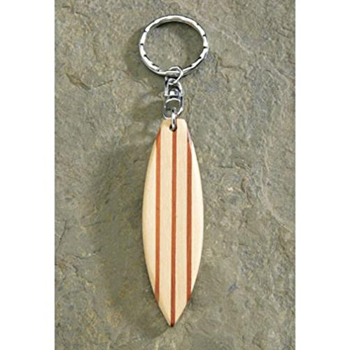 FindingKing Wooden Keychain, 3