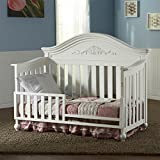 Pali Gardena Collection Toddler Rail in White