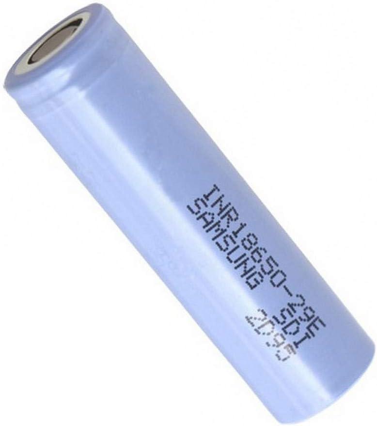 Shisha E cigarette GEO-VERSAND 2 x 18650 Brand Battery by Samsung 2900mAh INR18650-29E 3.6