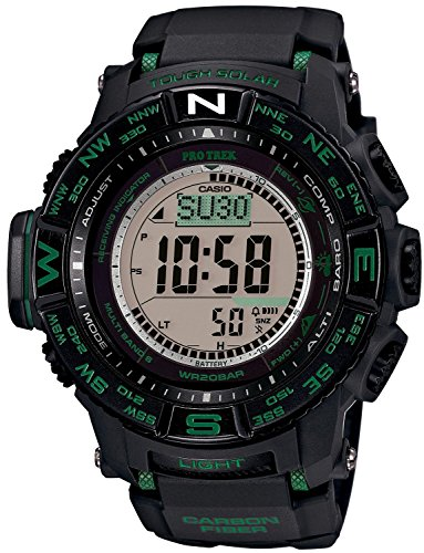 CASIO Watch PRO TREK RM Series Triple Sensor Ver.3 PRW-S3500-1JF Men