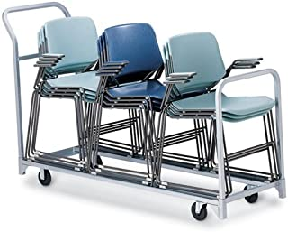 product image for Folding or Stacking Chair Truck Gray Paint