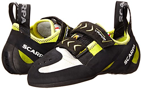 Scarpa Men's Vapor V Climbing Shoe, Lime, 41 EU/8 M US by SCARPA (Image #6)