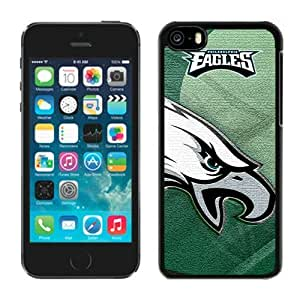 NFL Philadelphia Eagles iPhone 5C Case 022 NFL Iphone 5c Case by kobestar