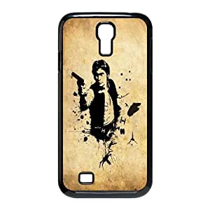Qxhu Han Solo patterns Protective Snap On Hard Plastic Case for SamSung Galaxy S4 I9500