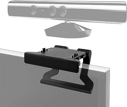LANMU Soporte de Montaje para televisor para Sensor Kinect Xbox 360: Amazon.es: Juguetes y juegos