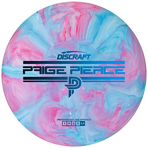 Discraft Limited Edition Paige Pierce Signature Jawbreaker Prototype Putter Golf