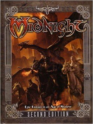 Midnight, Second Edition: Fantasy Flight: 9781589942165: Amazon com