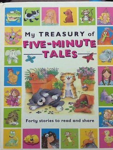 My Treasury of Five-minute Tales
