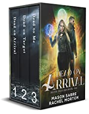 Death Dealers Boxset Books 1 - 3: Dead on Arrival, Dead on Target & Dead to Me