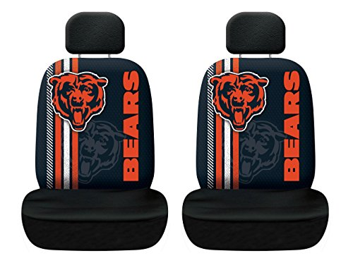 Fremont Die NFL Chicago Bears Rally Seat Cover, One Size, Blue