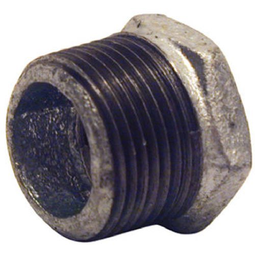 Galvanized Hex Bushing - 9