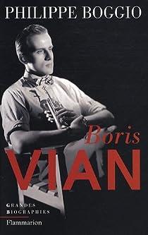 Boris Vian par Boggio