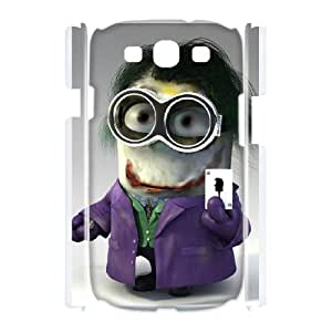 Generic Case minions poster For Samsung Galaxy S3 I9300 Q2A2217741