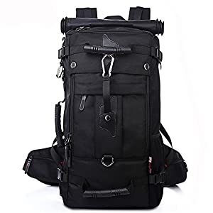 Amazon.com: KAKA Tactical Backpack Travel backpack for 17 inch ...