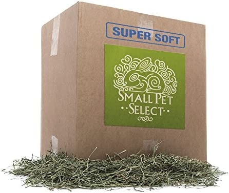 Small Pet Select 3rd Cutting Super Soft Timothy Hay Pet Food